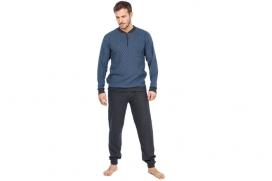 Pyjama Homme Antracita