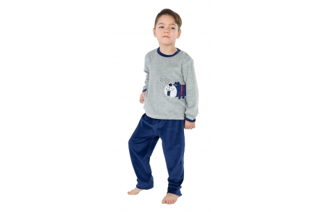 Pyjama enfant Bulldog - Muslher