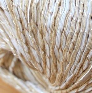 Coton Lurex 6