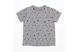 Patron de Tee-shirt manches courtes 2