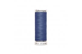 Fil pour tout Coudre Gütermann - Bleu
