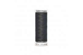 Fil pour tout Coudre Gütermann - Gris / Noir