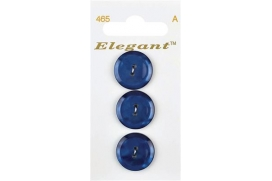 Boutons Elegant tm - Les Bleus