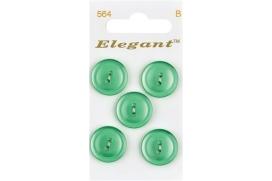 Boutons Elegant tm - Les Verts