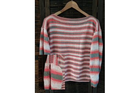 Le Pull Lucie