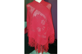 "Le Poncho ""The Skull"""