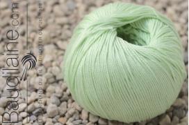 Le Coton Mako 170 Vert d'Eau