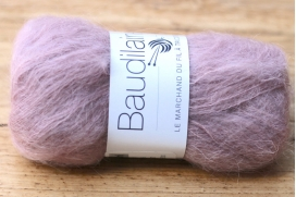 Le Kid Mohair 60% Rose Fané