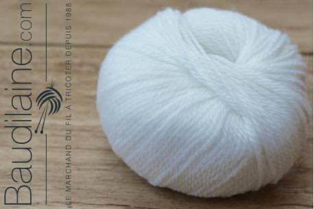 Le Baby Alpalaine Blanc