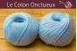 Le Coton Onctueux Bleu Clair