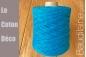 Le Coton Déco Turquoise