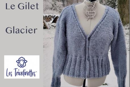 """Le Gilet """"Glacier"""""""
